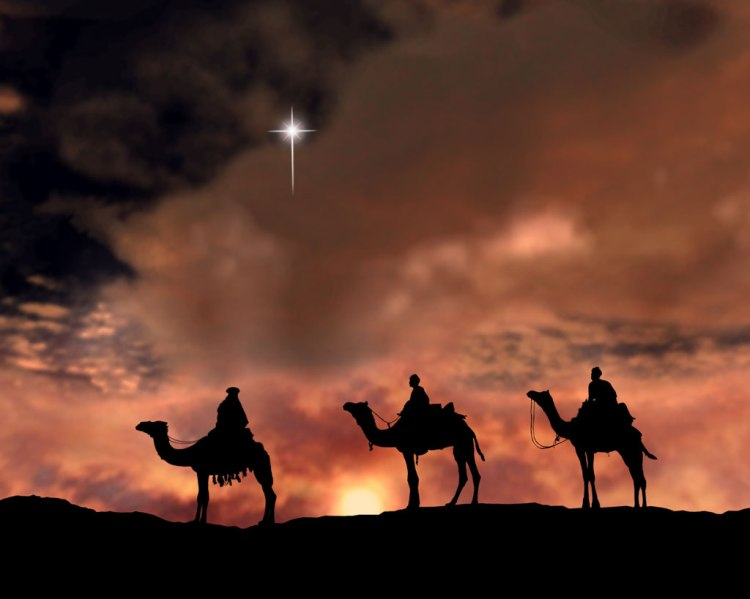 It's the Christmas season! And just like the Magi followed the Star in the East to Bethlehem, you should follow my blog! Although I will admit my writing isn't as important as Jesus. Well, not even close.