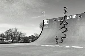 Tom Schaar landing the first 1080. Photo by Matt Lingo.