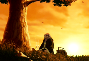 Moments like this in ATLA made the show special.