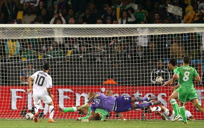 Donovan vs Algeria