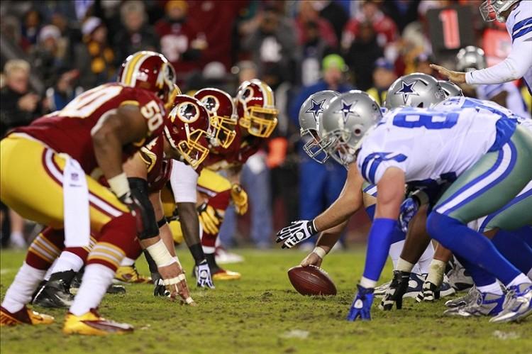 Redskins Cowboys