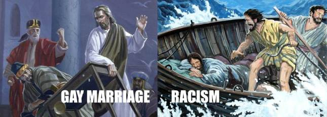 Christians be like....